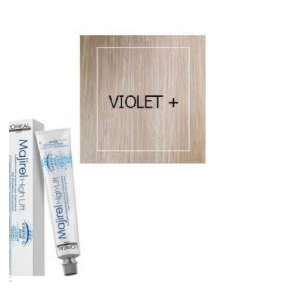 Loreal Professionel Majirel hajfesték 50 ml, High Lift Violet Plus