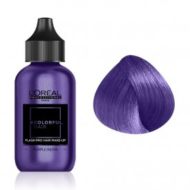 Loreal Professionnel COLORFUL Hair Make up PURPLE REIGN, lila, 90 ml