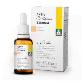 Medinatural Aktív C-vitamin szérum, 30 ml