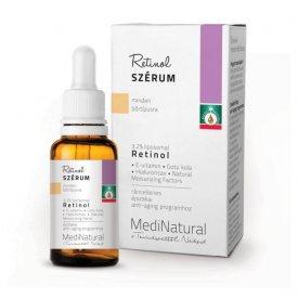 MediNatural Anti Aging Retinol szérum, 30 ml