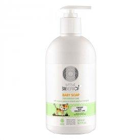 Little Siberica Baba kézmosó szappan mindennapos használatra, 500 ml