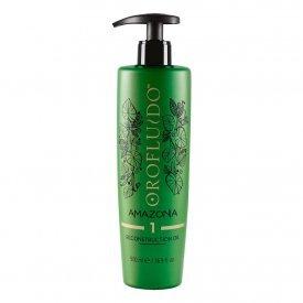 Orofluido Amazonia Oil Rinse öblítő olaj 2. lépés, 500 ml