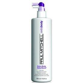 Paul Mitchell Extra Body Daily Boost tömegnövelő hajtőemelő spray, 500 ml