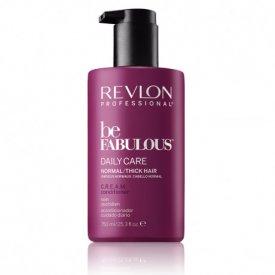 Revlon Be Fabulous Daily Care Cream kondicionáló normál/vastagszálú hajra, 750 ml