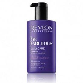 Revlon Be Fabulous Daily Care Cream Lightweight kondicionáló vékonyszálú hajra, 750 ml