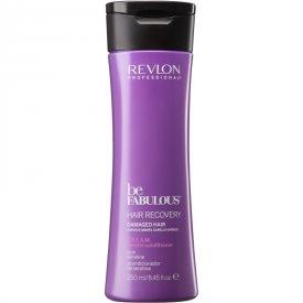 Revlon Be Fabulous Hair Recovery Cream keratin kondicionáló sérült hajra, 250 ml