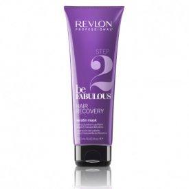 Revlon Be Fabulous szalonkezelés 2. lépés Hair Recovery keratin maszk, 250 ml