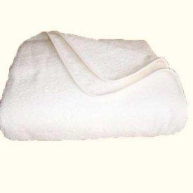 Roial frottír kozmetikai ágyhuzat, fehér, 80x200 cm