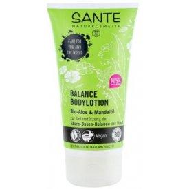 Sante  Balance testápoló bio aloe és mandula olaj kivonattal, 150 ml