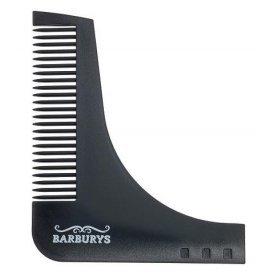 Sibel Barburys barber szakállformázó fésű