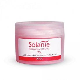 Solanie AHA peel bőr újrastruktúráló maszk, 100 ml