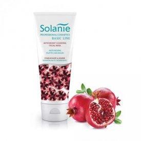 Solanie Basic antioxidáns tisztító arcmaszk, 125 ml