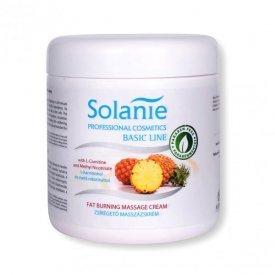 Solanie Basic zsírégető masszázskrém, 500 ml