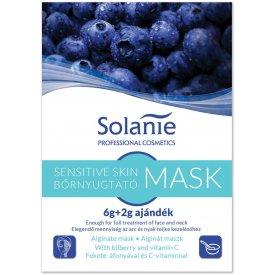 Solanie alginát bőrnyugtató maszk, 8 g