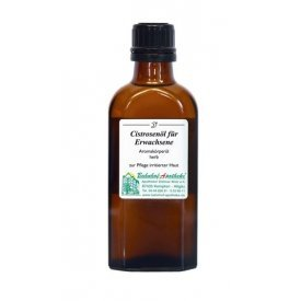 Stadelmann balzsamosszuhar olaj felnőtteknek, 100 ml