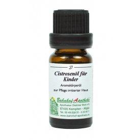 Stadelmann balzsamosszuhar olaj gyerekeknek (ekcéma kezelésére), 10 ml