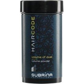 Subrina HairCode Volume of Dust volumennövelő por, 10 g
