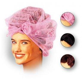 Top Choice rózsaszín lekötőháló sűrűbb szövésű
