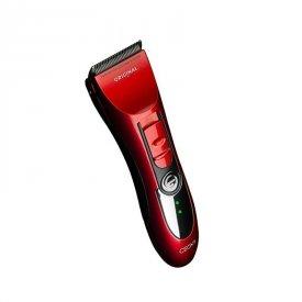 Sinelco Ceox II vezeték nélküli hajvágógép piros 7690017