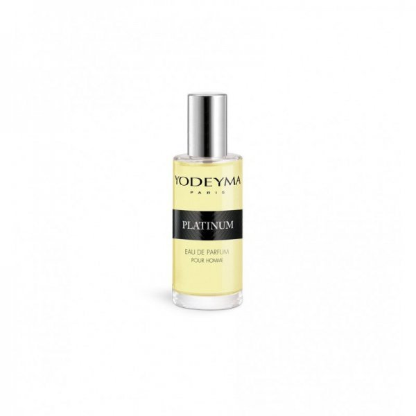 Yodeyma Platinum férfi parfüm,15 ml TESZTER