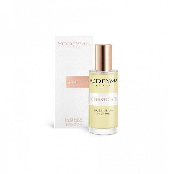 Yodeyma Sophisticate női parfüm,15 ml