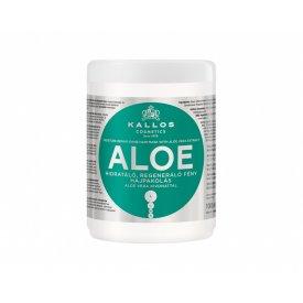 Kallos aloe vera hidratáló, regeneráló fény hajpakolás, 1 l