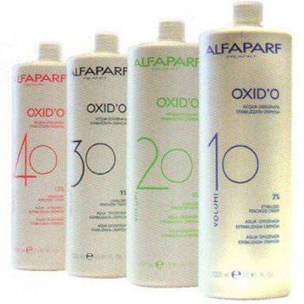 Alfaparf krémhidrogén 40 Volumen (12%) 90 ml