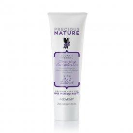 Alfaparf Precious Nature Bad Hair Habits tisztító kondicionáló rakoncátlan, nehezen kezelhető hajra, 1 l