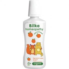 Bilka homeopátiás szájvíz mandarinos 6+, 250 ml