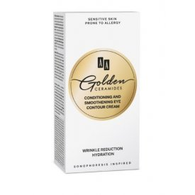 AA Golden Ceramides bőrkisimító szemkörnyéki krém, 30 ml
