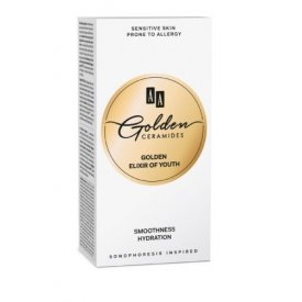 AA Golden Ceramides Elixir of Youth szépségelixír arannyal, 15 ml