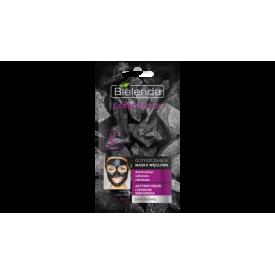 Bielenda Carbo Detox tisztító pakolás aktív szénnel érett bőrre, 8 g