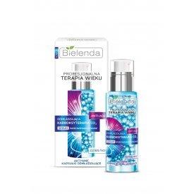 Bielenda Professional Age Therapy Carboxytherapy szérum aktív bőrfiatalító kapszulákkal, 30 ml