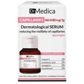 Bielenda Dr. Medica capillaries dermatológiai érfal erősítő szérum, 30 ml