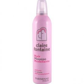 Claire Fontaine normál fixáló hajhab, 400 ml