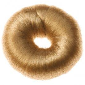Comair kerekkontyalátét szőke hajjal