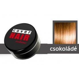 Cover Hair Volume hajdúsító, 5 g, csokoládé
