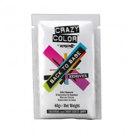 Crazy Color Back To Base Remover, 45g
