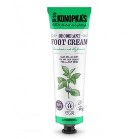 Dr Konopka dezodoráló lábkrém, 75 ml
