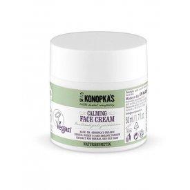 Dr Konopka nyugtató tápláló arckrém, 50 ml