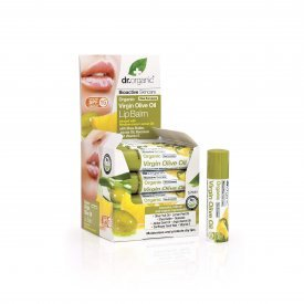 Dr. Organic Ajakbalzsam bioaktív olívaolajjal 5,7 ml