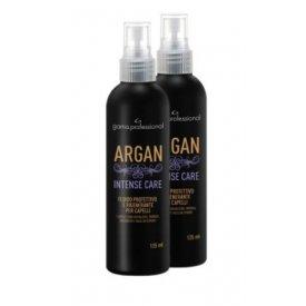 Gama intenzív Argán olajos hajban hagyható hajápoló és hővédő spray, 125 ml