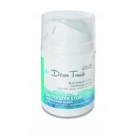Golden Green Derm Touch mitesszer stop faggyútermelést szabályozó mattító arckrém, 50 ml