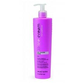 Inebrya No Yellow hamvasító hajpakolás, 300 ml