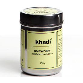 Khadi Reetha por hajmosó por allergiásoknak, 150 g