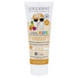 Logodent Cool Kids gyermekfogkrém tutti-frutti ízzel, 50 ml