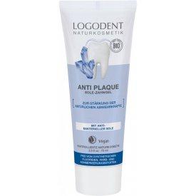 Logodent Anti plaque sós foggél, 75 ml