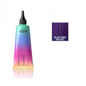 Loreal Professionnel COLORFUL HAIR direkt hajszínező, ELECTRIC PURPLE, lila, 90 ml