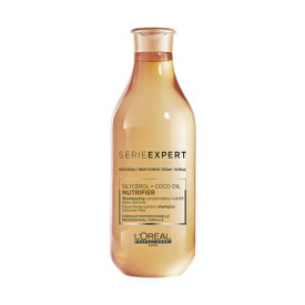 Loreal Professionnel Série Expert Nutrifier sampon - száraz, igénybevett hajra, 300 ml