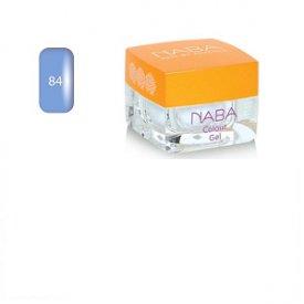 NABA Colour Gel színes zselé, 84 Frost, 3,5 ml
